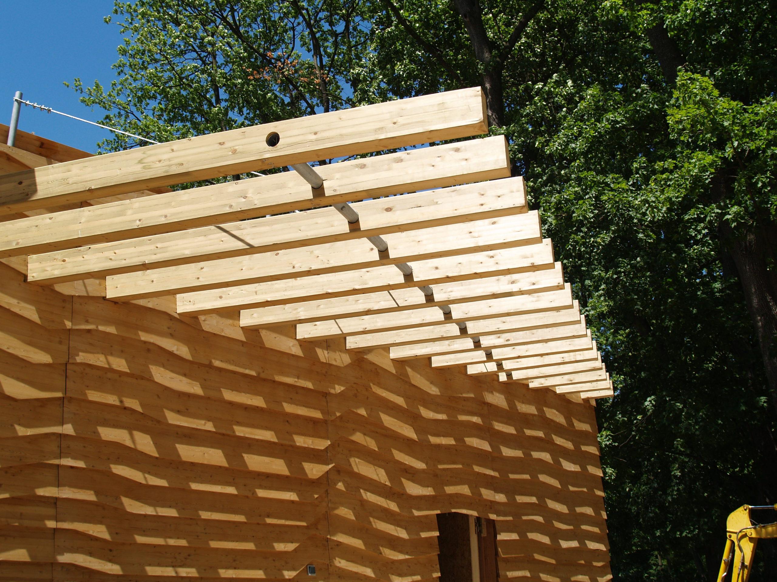 Formation CNDB Utiliser le bois en démarche environnementale