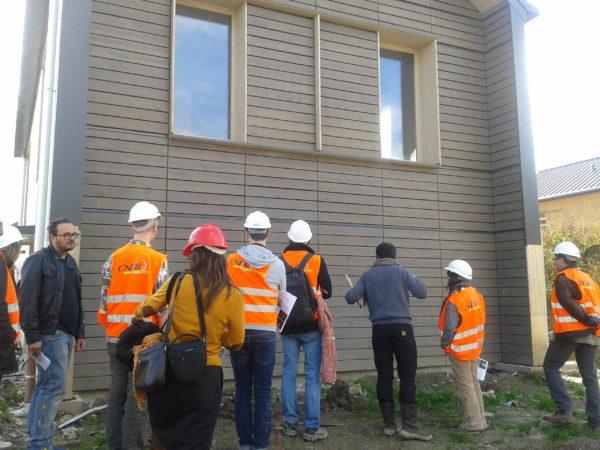 formation cndb La conduite d'un projet bois