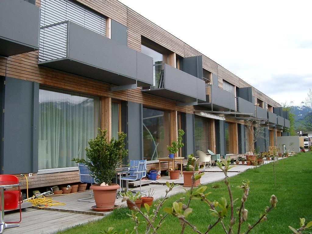 formation cndb Construire en bois : le logement collectif