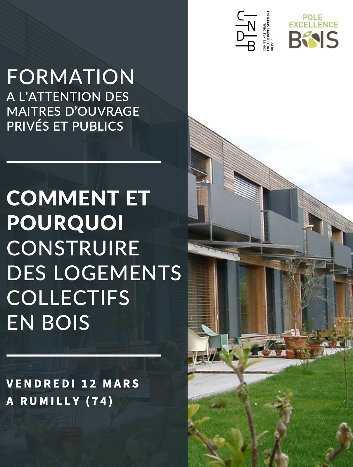 formation cndb logements collectifs